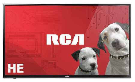 RCA J55HE841 Healthcare HDTV,55 in.,LED Flat Screen G2272831 by RCA