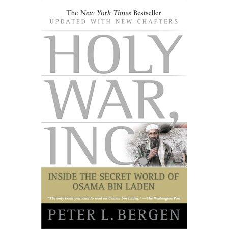 Holy War, Inc. : Inside the Secret World of Osama bin