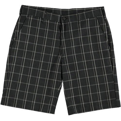 Ben Hogan Men's Performance Plaid Golf Shorts