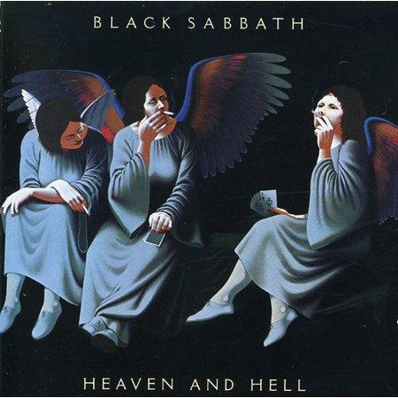 Black Sabbath Heaven And Hell - Heaven & Hell