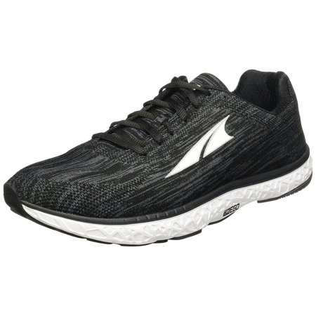 Alta Boots (Altra Men's Escalante Lace-Up Athletic Running Shoes Black/Grey Size)