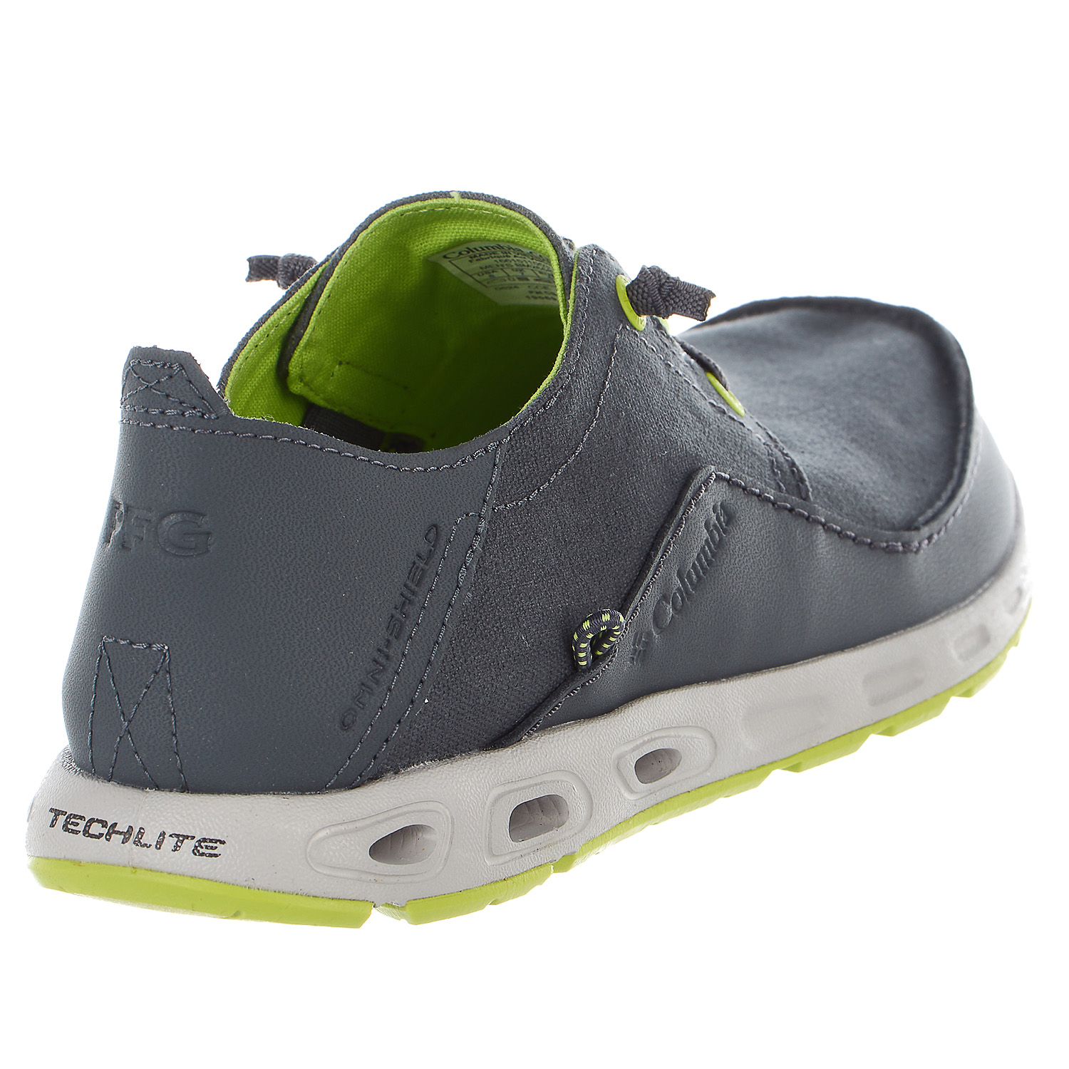 Columbia Bahama Vent Relaxed PF Shoes - Graphite-Fission - Mens - 8.5