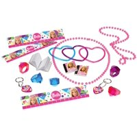Barbie Party Favor Mega Mix Value Pack, 48pc