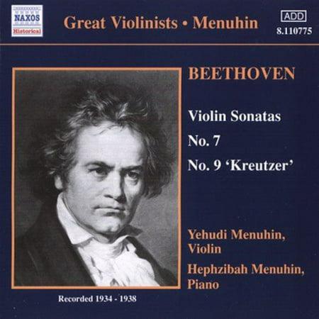 BEETHOVEN: VIOLIN SONATAS NO. 7 & NO. 9