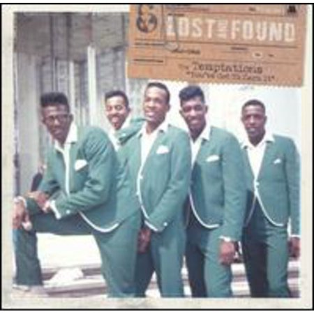 Temptations - 1962-68-You'Ve Got to Earn It [CD] (The Best Of The Temptations On The Ed Sullivan Show)