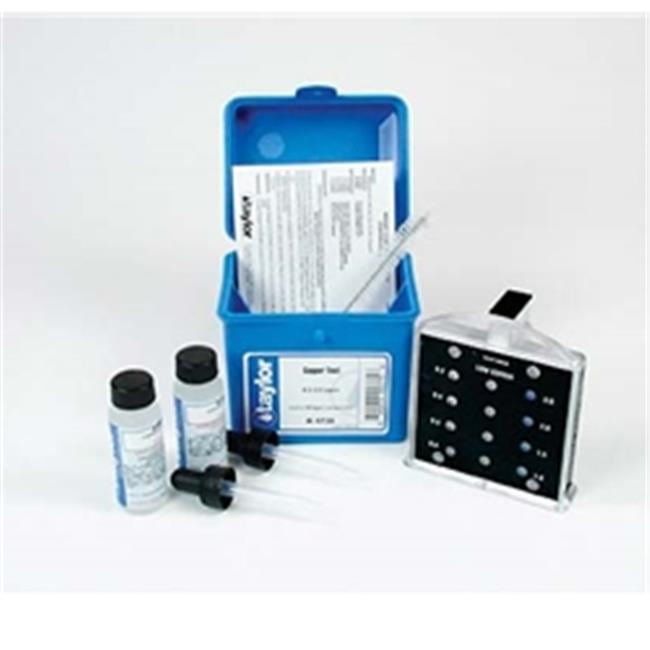 Baystate TTK1738 0.2 to 3.0 PPM Copper Test Kit - image 1 of 1