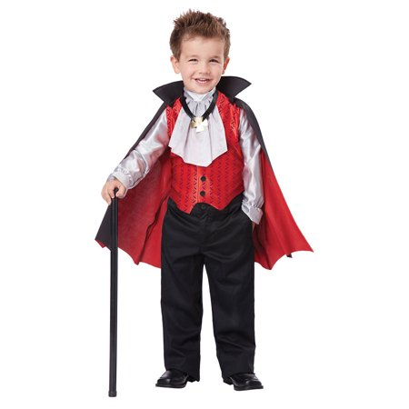 Toddler Dapper Vampire Halloween Costume - Costume Vampira Halloween