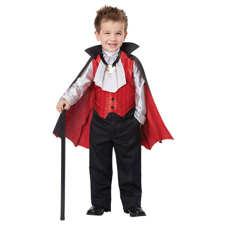Toddler Dapper Vampire Halloween - Cheap Vampire Halloween Costume Ideas