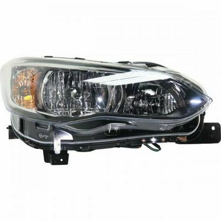Headlight Subaru Crosstrek Subaru Crosstrek Headlights