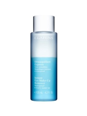Clarins Instant Eye Make Up Remover, 4.2 Oz