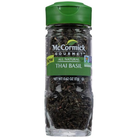 McCormick Gourmet All Natural Thai Basil, 0.62 oz