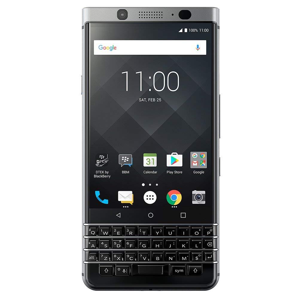 "Refurbished BlackBerry KeyOne 32GB 4G LTE 4.5"" Verizon GSM Unlocked Smartphone - Black"