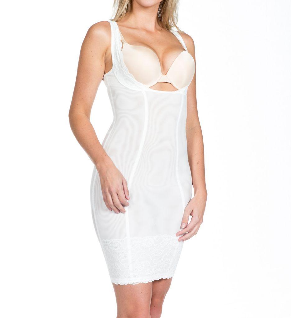 Luxury Womens Lace Dress Magic Bodyfashion