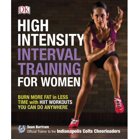 High-Intensity Interval Training for Women : Burn More Fat in Less Time with HIIT Workouts You Can Do (Best High Intensity Interval Training Workout Videos)