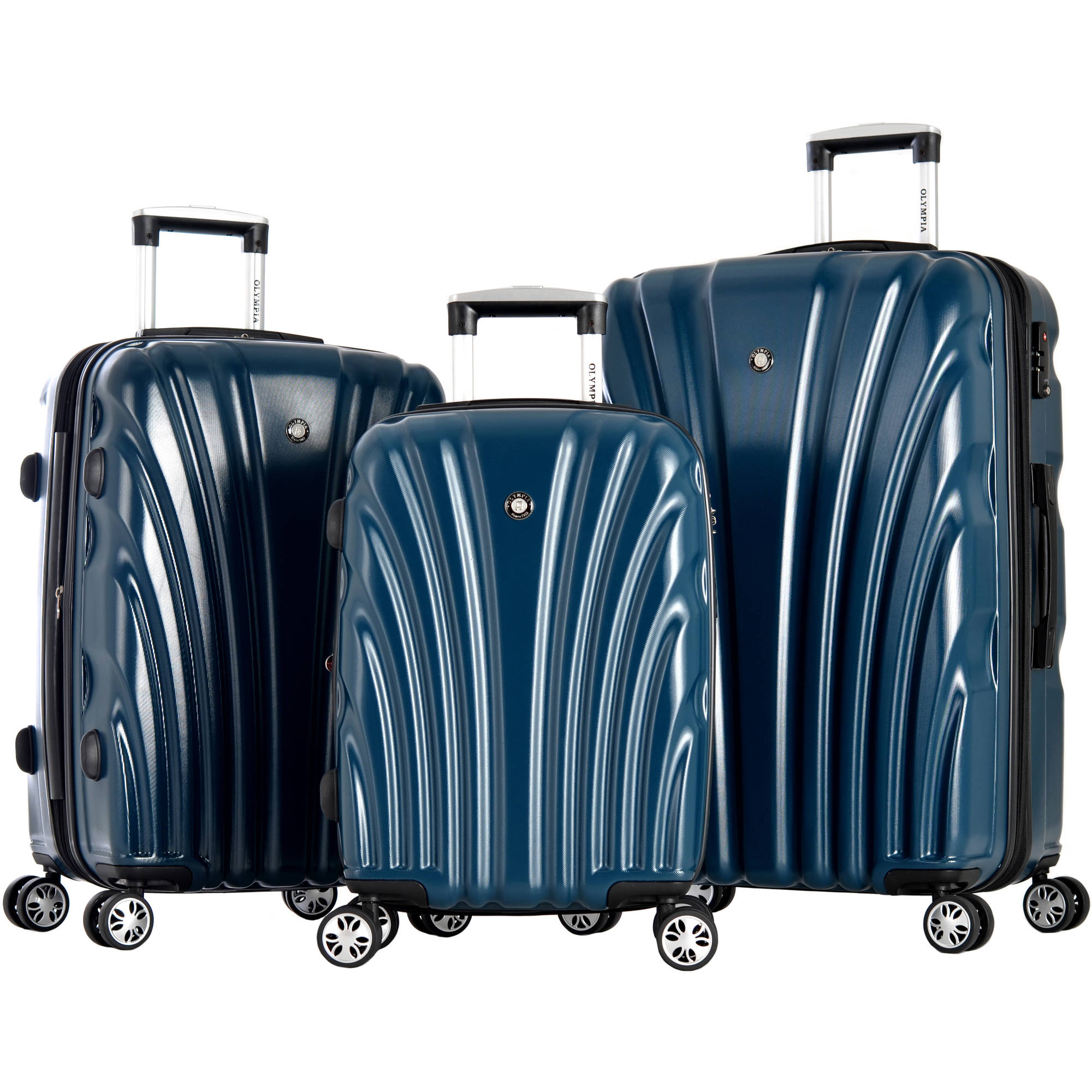Olympia Vortex 3Pc Pet Hardcase Set