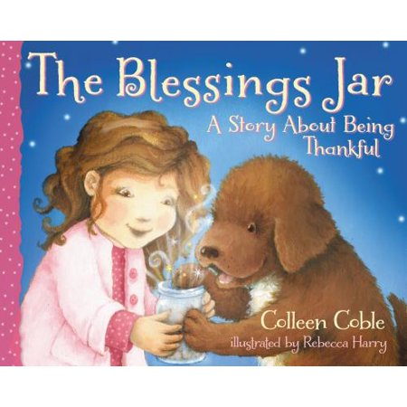 Blessings Jar A Story About Being Thankf (Board Book)](Blessings Jar)