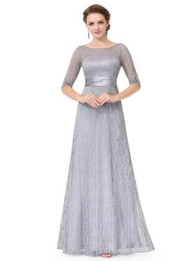 06d13ad7549c Product Image Ever-Pretty Women's Vintage Lace Half Long Formal Evening  Party Mother of the Bride Dresses