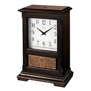 Bulova St. Louis Chiming Mantel Clock