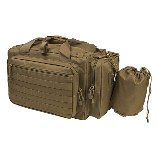 NcStar Competition Range Bag, Tan