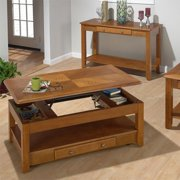 Jofran Lift Top Coffee Table - Oak
