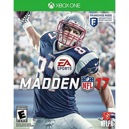 Refurbished Madden NFL 17 Standard Edition For Xbox One (Madden Nfl 17 Standard Edition Xbox One)