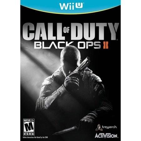 Call Of Duty: Black Ops 2 (Wii U)