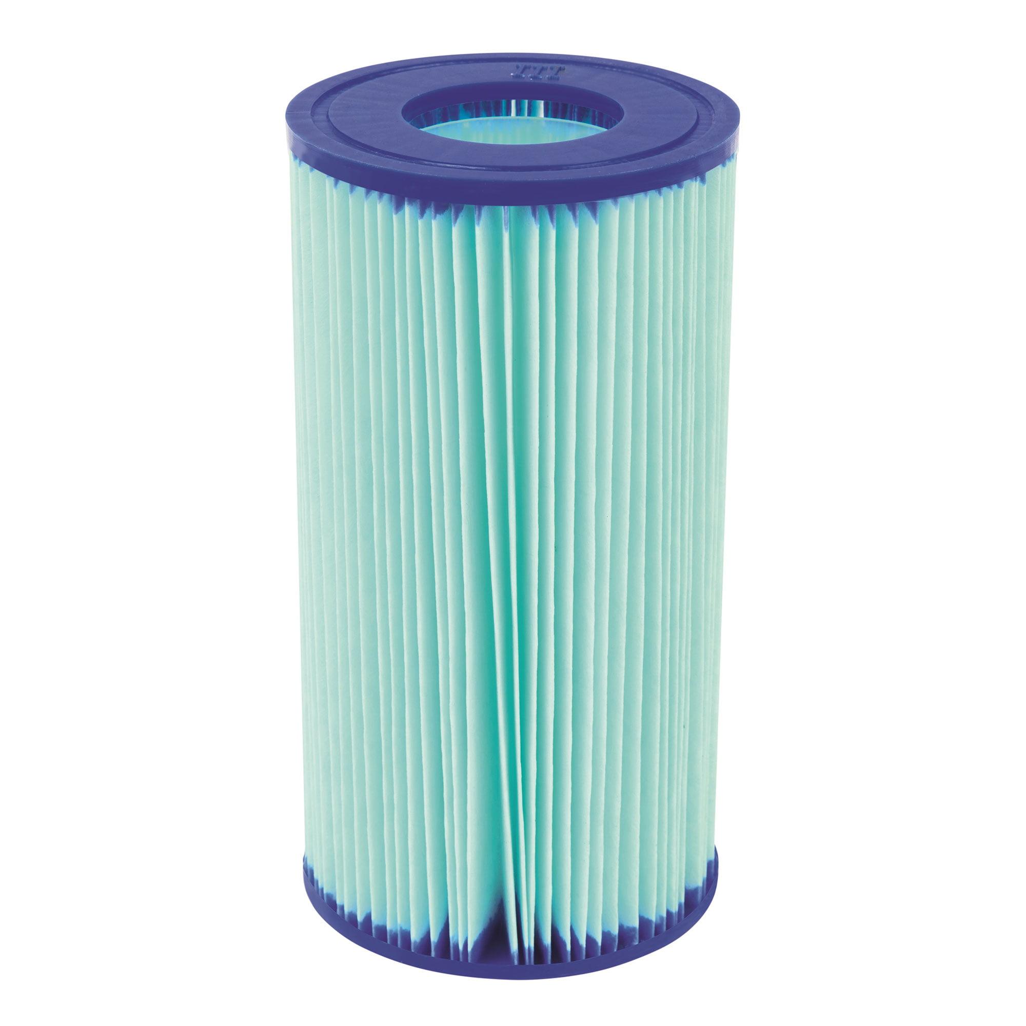 Bestway 58476E Flowclear Anti Microbial Type III, A/C Pool Filter Cartridge