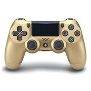 Sony PlayStation 4 DualShock 4 Controller, Gold, 3001818