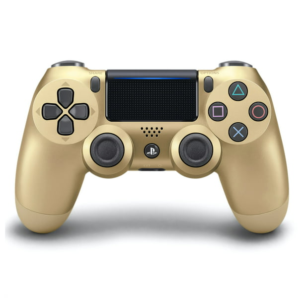 Sony PlayStation 4 DualShock 4 Controller, Gold