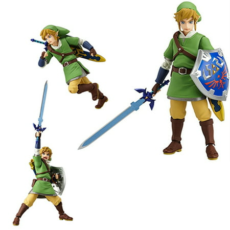 Toy - Figma - Vinyl Figure - Link The Legend of Zelda - Skyward Sword Figure (Gift Idea) ()