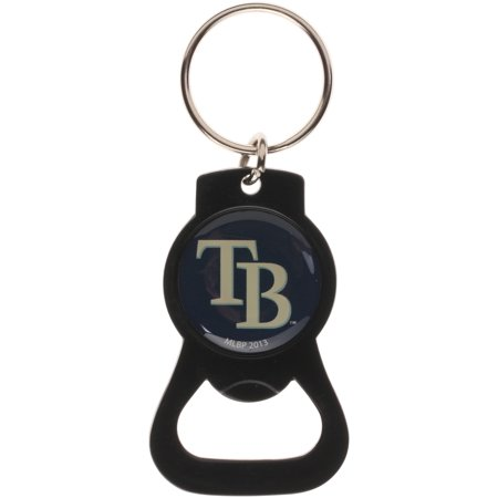 Tampabay Rays (Tampa Bay Rays Bottle Opener Keychain - Black - No)