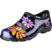 Size 10 Womens Flower Power Waterproof Shoe