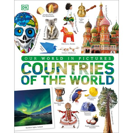 Countries of the World: Geography, Cultures,People, Places (Hardcover)