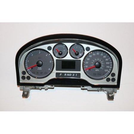 06-06 Mercury Montego Instrument Cluster Speedometer Gauge 97,597 (Mercury Montego Convertible)