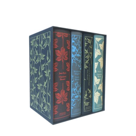 The Brontë Sisters Boxed Set : Jane Eyre, Wuthering Heights, The Tenant of Wildfell Hall,