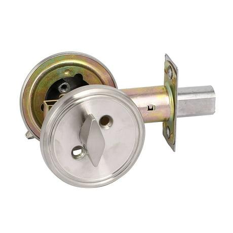 Bedroom Keyed Entry Dual Cylinder Deadbolt Lock Locker For