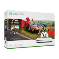 Microsoft Xbox One S 1TB Forza Horizon 4 LEGO Speed Champions Bundle, White, 234-01121