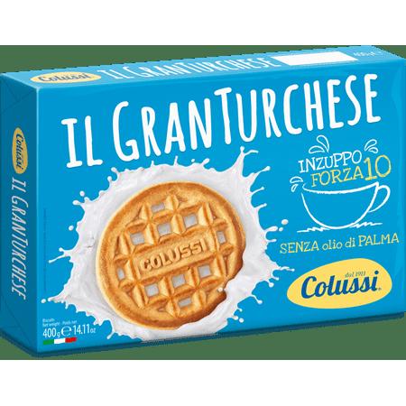 Granturchese Italian Cookies (Colussi) 400g