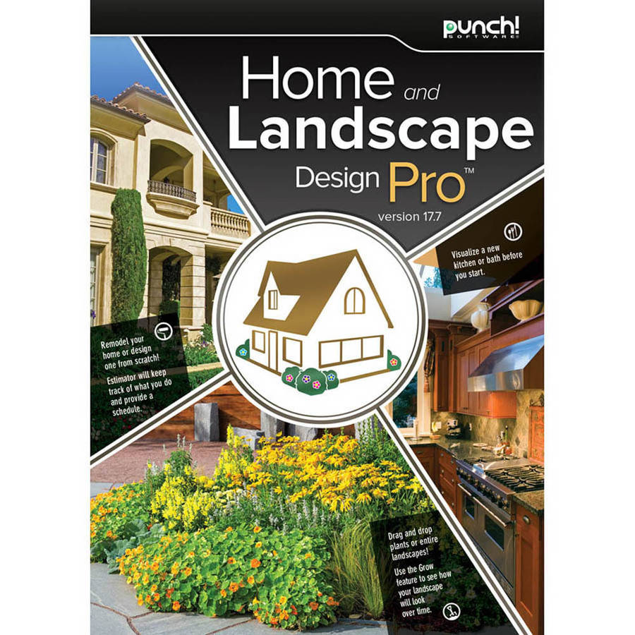 Encore Software LIC3832 Punch Home and Landscape Pro 17.7 (Digital Code) by WD ENCORE SOFTWARE%2C LLC