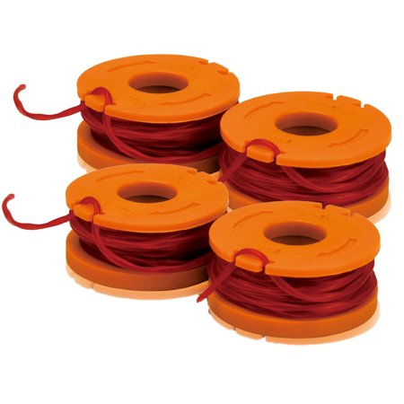Worx (2 Pack) WA0004 10-Foot Trimmer Spool Line 2-Pack for WG150s # WA0004-2PK (Prayer For Worry)