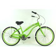 "Best Beach Cruiser Bikes - 26"" GreenLine Kruiser3APL Ladies Shimano NEXUS Internal 3-Speed Review"