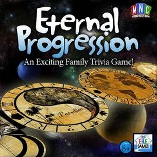 Eternal Progression Lds Trivia Game by MISSIONARY NOVELTY C