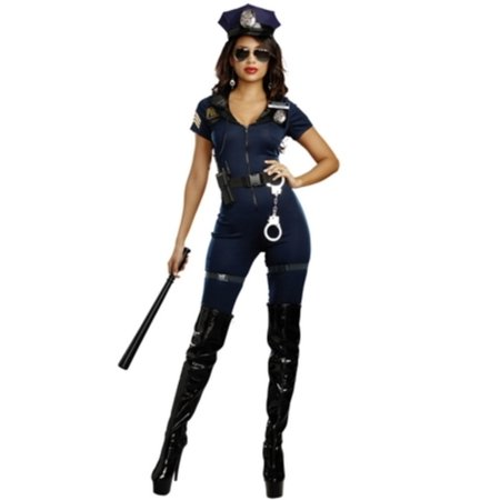Lieutenant Ivana Misbehave Police Officer Adult Costume](Police Officer Adult Costume)