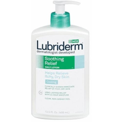 Lubriderm Soothing Relief Daily Lotion, 13.5 oz
