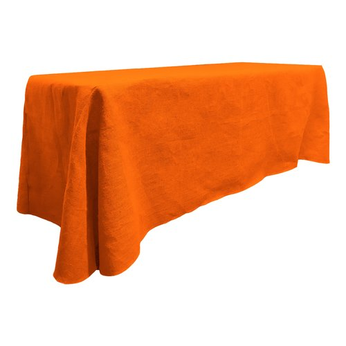 LA Linen Dyed Burlap Tablecloth by LA Linen
