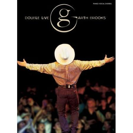 Garth Brooks Double Live Pianovocalchords Walmart