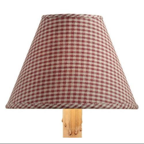 York Wine Mini Check Lamp Shade by Park Designs