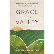 Grace in the Valley: Awakening to God's Presence When He Feels Far Away (Paperback)