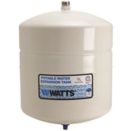 Watts Potable Water Expansion Tank, Model #Plt-12, Stainless Steel Nipple, 4.5 Gallon, Lead Free