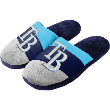 Tampa Bay Rays Team Colorblock Slide Slippers Green Bay Packers Mens Slipper